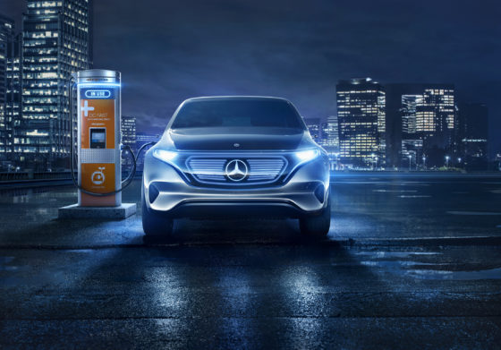 Daimler investeert in ChargePoint