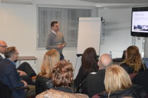 Inspirerende ondernemer: Stephan Gamelkoorn, directeur van het Amsterdamse schadeherstelbedrijf ABS Splinter.