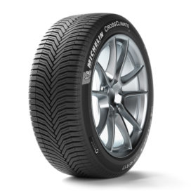 Michelin introduceert nieuwe CrossClimate+ all-seasonband