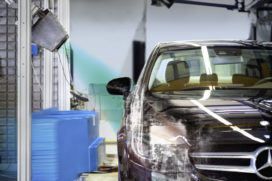 Auto's veiliger dankzij röntgenfoto?