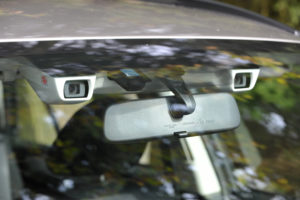 EyeSight stereo camera Euro High Subaru