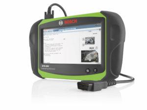 Nieuwe generatie KTS-familie van Bosch compleet met diagnosetester KTS 350