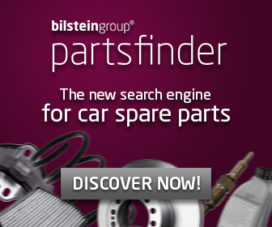 Bilstein group partsfinder: nu met geïntegreerde zoekfunctie voor vrachtwagens