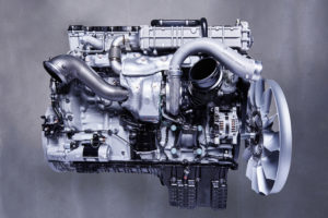 Daimler EGR euro 6