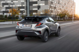 Toyota C-HR autoverkoop groeier