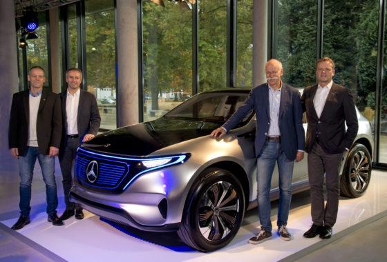 Mercedes-Benz: kloof tussen dealer en universeel
