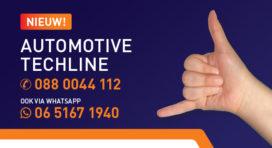 Automotive Academy opent Automotive Techline