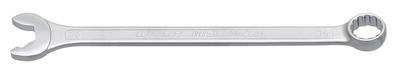UNIOR Professional Tools: Ibex steek/ringsleutelset - € 39. Bijzonder gevormde steeksleutel bekken, die beter aangrijpen op de zeskant van de bout. Bovendien kun je ermee overpakken zonder de sleutel van het zeskant te halen, als was het een ratel. Werkt dus sneller. Set van acht sleutels. Artikel 611775.