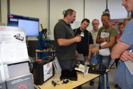 AMT Diagnose Boot Camp 2017: Correcties bij dieselinjectie Delphi
