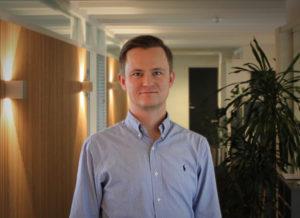 Steffen Bjerg Jensen, Hoofd Productmanagement bij Nissens.