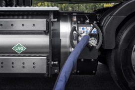 Volvo LNG, dezelfde prestaties als diesel, tot 100% minder CO2
