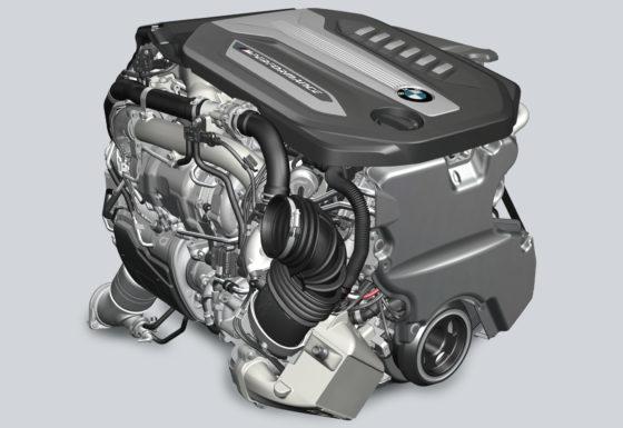 Complexe techniek BMW Quadturbo B57 Super-diesel