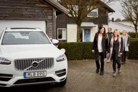 Zweedse gezinnen helpen bij ontwikkeling autonoom rijden