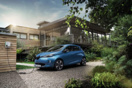 Slim laden met de nieuwe Renault Z.E. Smart Charge-app
