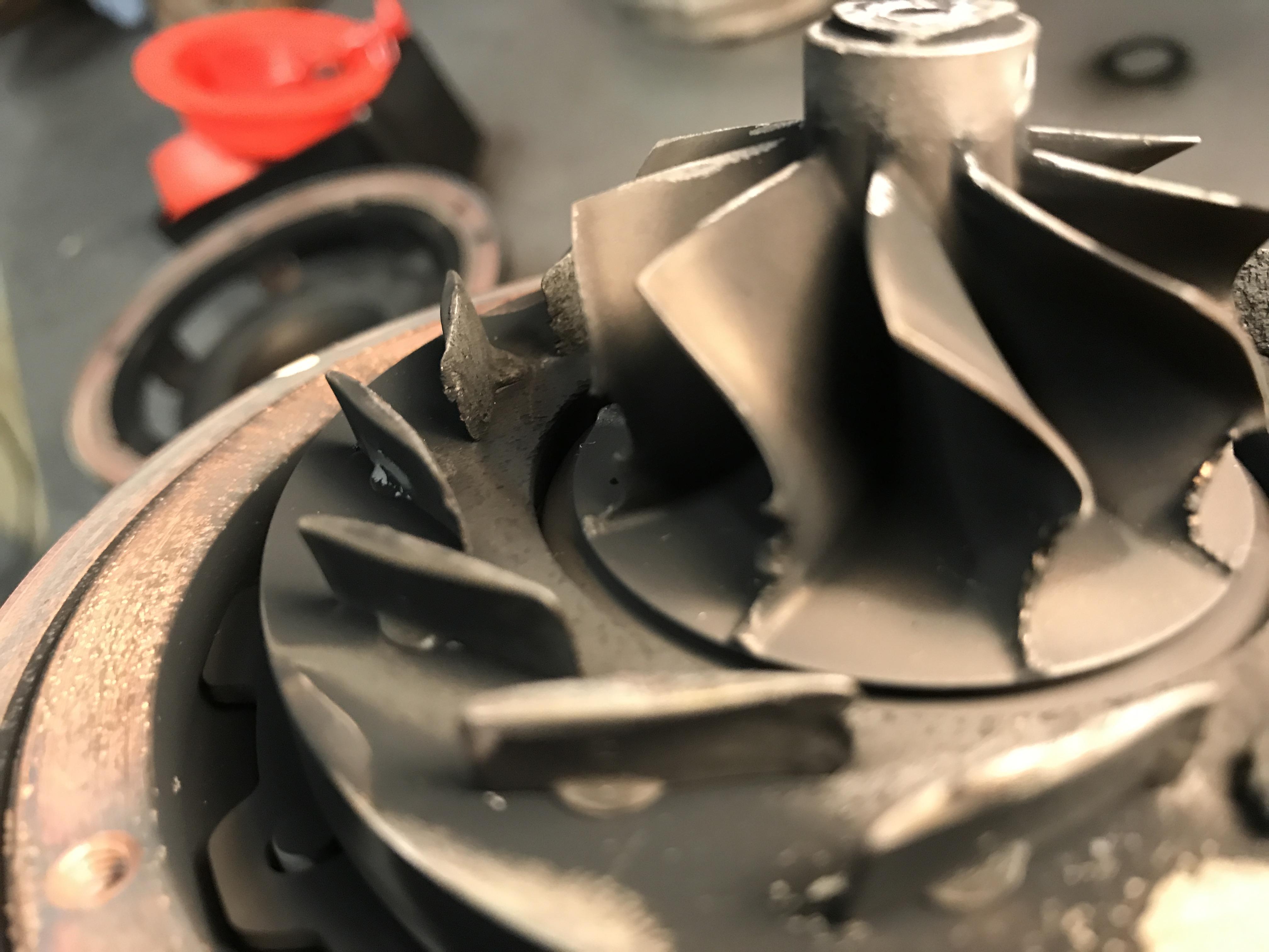 Spiksplinternieuw Zijn gereviseerde turbo's echt slechter dan nieuwe? - AMT RQ-36