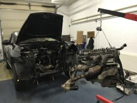 Opgelost op Garageforum: Porsche Cayenne slaat warm niet aan