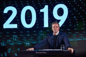 Markus Schäfer, lid van de divisieraad van Mercedes-Benz Cars, Production & Supply Chain.