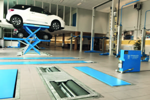 Test en vergelijk equipment tijdens Werkplaats Vakdagen Autec-VLT