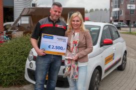 """Autoservice de Kemp in IJsselstein uitgeroepen tot """"Kentekenloket van het Jaar 2018""""!"""