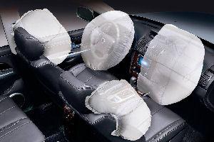 Hoe controleert een module het (airbag)systeem?