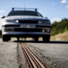 Elektrische snelweg opent in Zweden