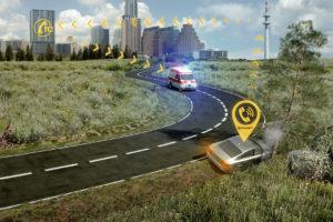 Continental: eCall is eerste stap voertuigconnectiviteit
