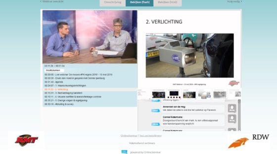 AMT-TV presenteert: Wat moet je weten over de nieuwe regels in de APK?
