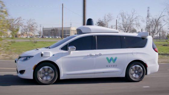Rijd je een Fiat of reis je met Waymo?