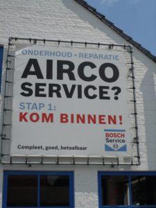 Airco - aircoservice bij Autobedrijf Roy van Dijk