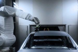 Spuitnevel verleden tijd: Audi kleurt binnen de lijntjes