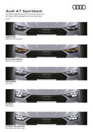 Oog voor techniek: Audi LED/laserkoplampen