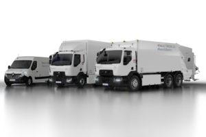 Renault trekt elektrische tru(c)kendoos open