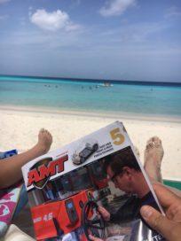 AMT 'mee op vakantie' zomeractie