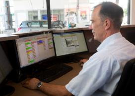 Autoservice Stepelo werkt sinds drie jaar volledig digitaal