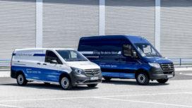 Mercedes eVito en eSprinter: Past een elektrisch 'busje'?