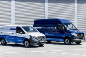 Mercedes eVito en eSprinter: Past een elektrisch 'busje'?
