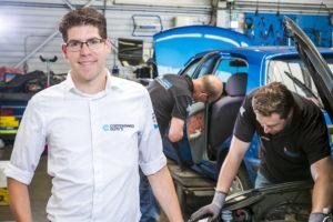Rectificatie: Reportage Autobedrijf Cortenaar