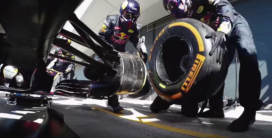 F1: 'Pitten' in 2.55 sec., hoe doe je dat? (video)