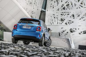 De nieuwe Fiat 500X: Firefly Turbomotoren en een intensieve upgrade.