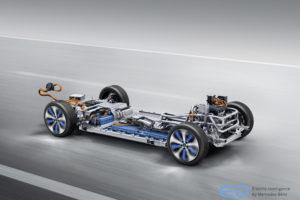 Mercedes-Benz EQC, splinternieuw maar vooruitstrevend?