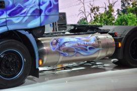 IAA truckshow: einde aan de diesel?