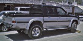 Mitsubishi L200 verliest vermogen