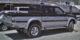Mitsubishi l200 crew cab 80x40