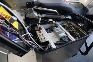 BMW demonstreert motorfiets van de toekomst