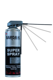 Bardahl introduceert Super Spray PRO 2-way Straw