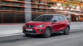 Seat Arona TGI: Eerste SUV op CNG/groengas