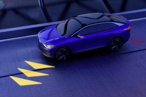 Veelzeggend licht van Volkswagen