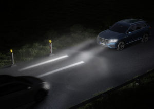 VW Licht Optical Lane Assist
