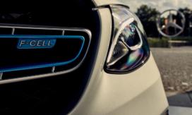 Mercedes-Benz introduceert eerste elektrische brandstofcelauto mét plug-in hybrid technologie