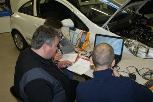 Het airbag-circuit ontleed
